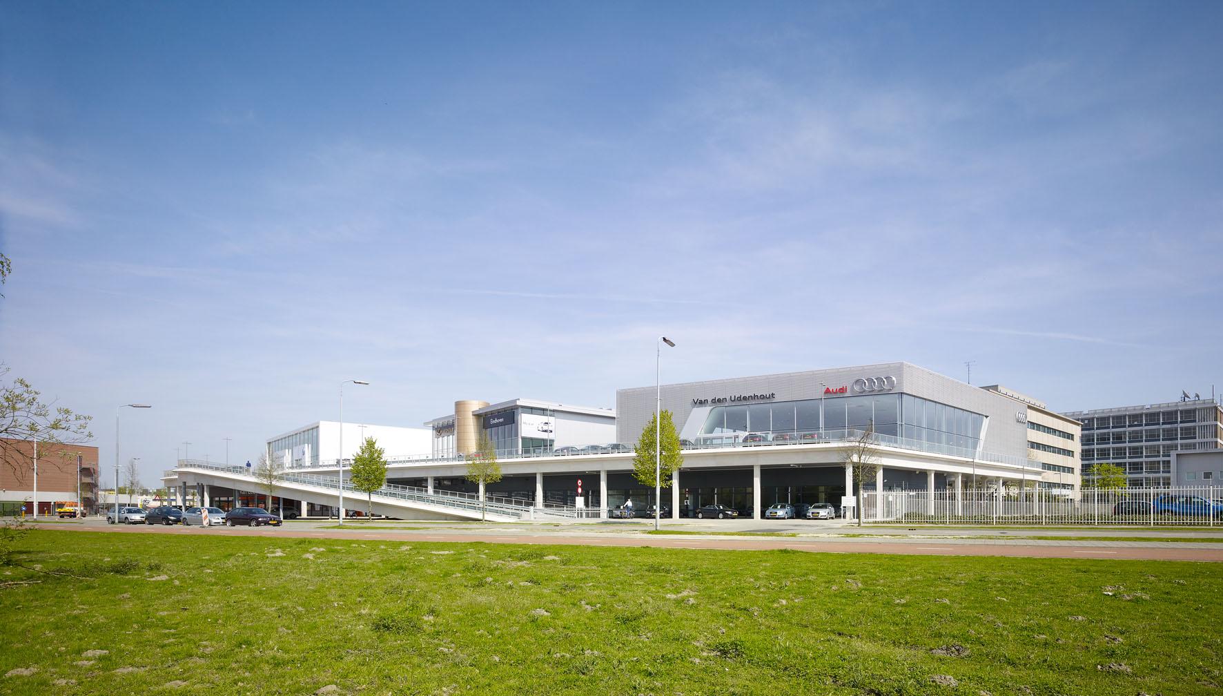Audi Lexus Volkswagen Garage - Aa-Dee Staalbouw Lexus Eindhoven