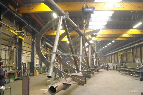 floriadebrug aa-dee staalbouw
