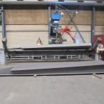 geluidsscherm staal constructie