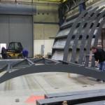 aa-dee staalbouw geluidscherm module