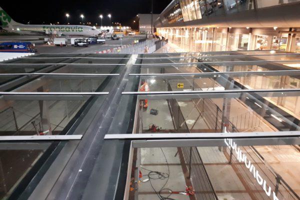 Luifel eindhoven airport